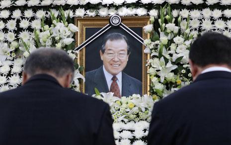 JP '훈장 추서' 논란 '쿠데타 공범자'에 훈장?
