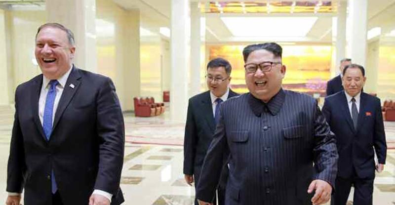한반도 비핵화와 CVID, 언론의 '모순'