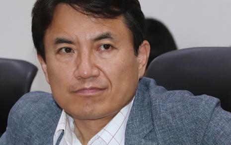"""법사위 떠나는 김진태 """"민주당이 제일 좋아하겠다"""""""