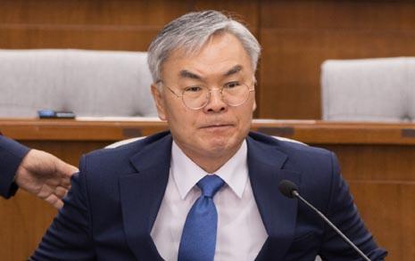 """""""선동가가 대법관...""""  한국당, 김선수 이념 공격"""