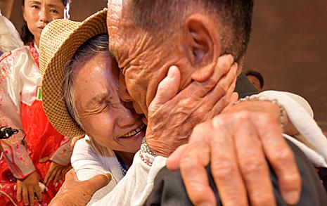 국군포로·전시납북자로 헤어진 가족을 만나다