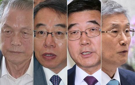 등장인물 9명 재판거래 내막 완전정복