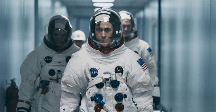 차별화된 우주 장면, '퍼스트맨'을 꼭 봐야 하는 이유