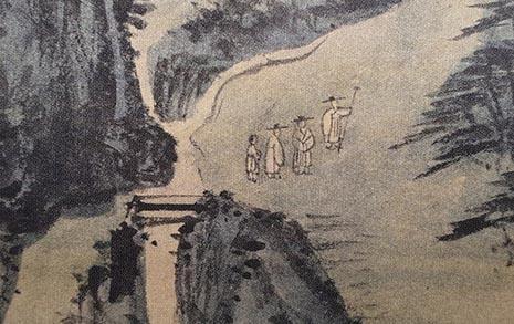 겸재 정선이 즐겨 그렸으나, 귀신같이 사라진 동네