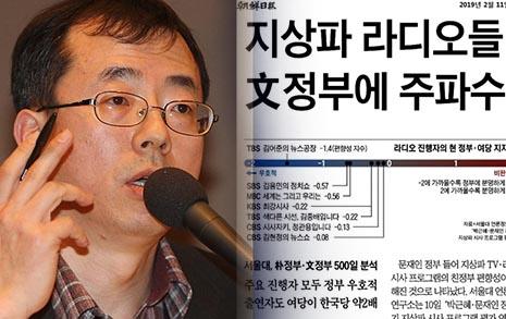 '조선일보 지원' 서울대 교수 보고서에 대한 열가지 의문