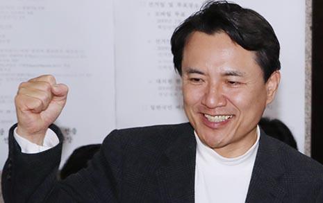 """징계 피한 김진태 """"이해찬이 왜 5.18 유공자냐"""""""
