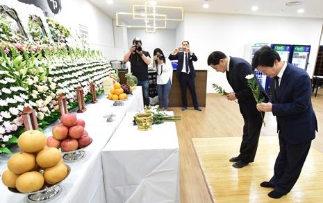 """진주 방화·살인사건 유족 """"국가기관이 방치한 인재"""""""