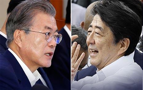 """정부의 일본 대응, """"적절하다"""" 39.2% - """"너무 약하다"""" 33.8%"""