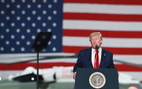 """탈레반, 트럼프 협상 중단에 반발 """"미국인들 고통 당할 것"""""""