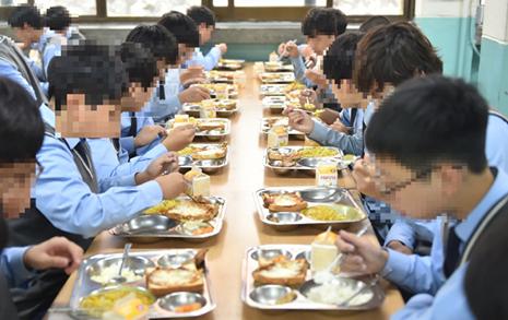 '음식물쓰레기 양' 고교생이 초등생 2배, 이유는 뭘까?
