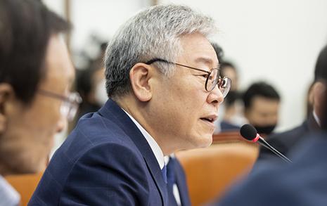 """이재명 부동산 대책 3탄 """"기본소득토지세 도입해야"""""""
