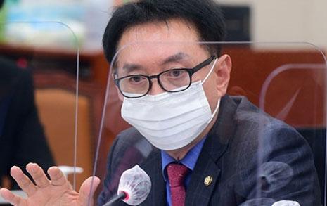 """김석기 이번엔 """"여당 의원들, 북한 노동당·중국 공산당 의원이냐"""""""