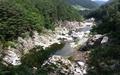 협곡 따라 걷는 길, 한국에도 있습니다