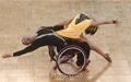 [오마이포토] 휠체어댄스 이영호-이은지 금메달 획득