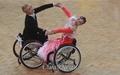 [오마이포토] 우아한 휠체어댄스스포츠