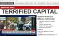 """캐나다 국회의사당서 무장괴한 총격... """"테러에 무게"""""""