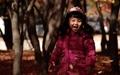 가을과 제일 잘 어울리는 사람, 아이의 꿈이 '예뻤다'