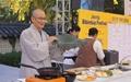 '전주비빔밥축제' 사찰음식이 달라졌다