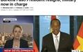 아프리카 최빈국 국민들, 27년 독재정권 몰아냈다