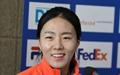이상화, 국내에서 열린 월드컵 500m 2위... 11연승 무산