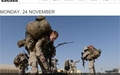 아프간 배구경기장서 자폭 테러, 최소 50명 숨져