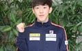김진서, 피겨 그랑프리 6차 남자싱글 쇼트 9위