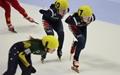 쇼트트랙 최민정, 국내에서 열린 월드컵 3000m 금메달