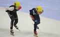 쇼트트랙 신다운, 월드컵 4차대회 1500m 금메달