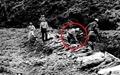 탄피와 탄두가 나란히... '확인 사살'의 증거