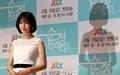 [오마이포토] '순정에 반하다' 김소연, 그림자에도 반할 매력