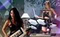 [오마이포토] 원더걸스, 밴드를 해도 섹시해!