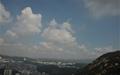 북한산에 가을이 오고 있다