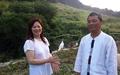 <혈의 누>와 <김복남>, 이 섬에서 찍었다