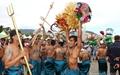 14개국 이주민 6천여 명, 전통의상 입고 거리행진