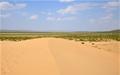 사막 일출 본 순간, 지난 여행은 잊혀졌다