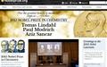 노벨 화학상, 스웨덴·미국 과학자 3명 공동 수상