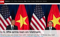 미국, 종전 41년 만에 베트남 무기 수출 허용