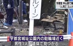 일본 공원 축제서 연쇄 폭발... 1명 사망·3명 부상