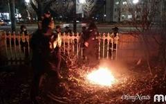 [단독] 국회에서 '원인 불상' 화재 발생