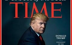 도널드 트럼프, 타임지 '올해의 인물' 선정