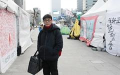 전과 10범 거리의 시인, 그가 여전히 광장에 눕는 이유