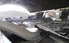 인천시학생수영장 천장 붕괴, 예견된 인재였나
