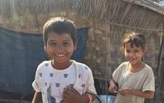 [모이] 미얀마에서 만난 아이들