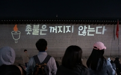 촛불 항쟁의 요구, 투표함 속으로 봉인?