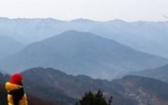 [사진] 쌀쌀한 봄...시샘하는 지리산