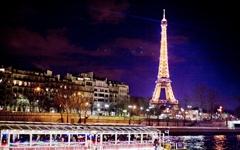 오물 냄새 진동... 파리의 밤은 낭만적이었다