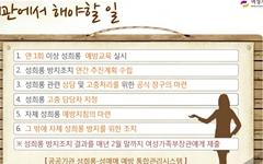 대전시 공무원, 하급 직원 수개월간 상습 성희롱