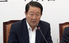 """[동영상] 박주선 """"안철수 출마선언은 환영할 일"""""""