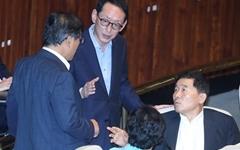 예결위, 청와대 비서실장·국방장관 불출석 논란 끝 파행