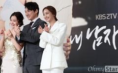 [오마이포토] 강세정-박정아, 송창의는 내 남자!
